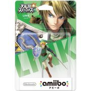 amiibo Super Smash Bros. Series Figure (Link) (Re-run) (Japan)