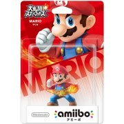 amiibo Super Smash Bros. Series Figure (Mario) (Re-run) (Japan)