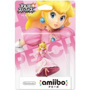 amiibo Super Smash Bros. Series Figure (Peach) (Re-run) (Japan)