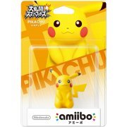 amiibo Super Smash Bros. Series Figure (Pikachu) (Re-run) (Japan)