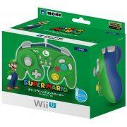 Classic Controller for Wii U (Luigi) (Japan)