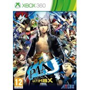 Persona 4 Arena Ultimax (Europe)