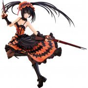 Date A Live II 1/7 Scale Pre-Painted Figure: Tokisaki Kurumi (Re-run) (Japan)