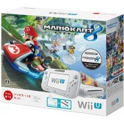 Wii U Mario Kart 8 Set (32GB White) (Japan)
