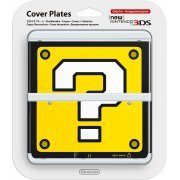 New Nintendo 3DS Cover Plates No.046 (Question Block) (Japan)