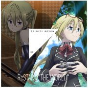 Restart - The World (Trinity Seven Ending Song Theme 4) [CD+DVD] (Japan)