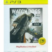 Watch Dogs (Playstation 3 the Best) (Chinese Sub) (Asia)