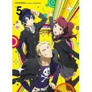 Persona 4 The Golden Vol.5 [Blu-ra+CD Limited Edition] (Japan)