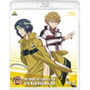 Prince Of Tennis Ova Vs Genius 10 Vol.2 [Limited Edition] (Japan)