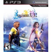 Final Fantasy X / X-2 HD Remaster (Minor damage cover) preowned (US)