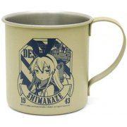 Kantai Collection Stainless Mug Cup: Shimakaze (Re-run) (Japan)