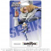amiibo Super Smash Bros. Series Figure (Sheik) (Re-run) (Japan)