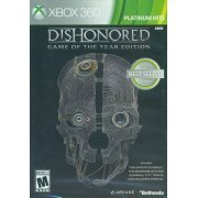 Dishonored [Game of the Year Edition] (Platinum Hits) (US)