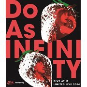 Do As Infinity 15th Anniversary - Dive At It Limited Live 2014 (Japan)