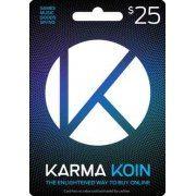 Karma Koin (USD 25) Digital (US)