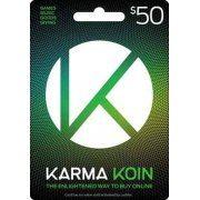 Karma Koin (USD 50) Digital (US)