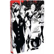 Persona 5 [Steelbook Edition] (US)