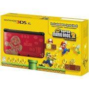 Nintendo 3DS XL New Super Mario Bros. 2 Gold Edition Bundle (with Super Mario Bros. 2 Pre-Installed) (US)