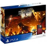 PlayStation 4 System [Final Fantasy Type-0 HD Suzaku Edition] (Japan)