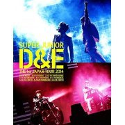 Super Junior D&E The 1st Japan Tour 2014 [Limited Edition] (Japan)