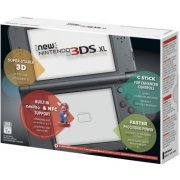 New Nintendo 3DS XL (Black) (US)