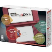 New Nintendo 3DS XL (Red) (US)