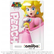 amiibo Super Mario Series Figure (Peach) (Japan)