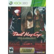 Devil May Cry HD Collection (Spanish Cover) (US)