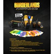 Borderlands: The Handsome Collection (Claptrap-in-a-Box Edition) (US)