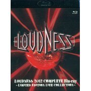 Loudness 2012 Complete Blu-ray - Limited Edition Live Collection (Japan)