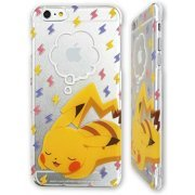 gourmandise Pokemon iPhone 6 Plus Shell Jacket Oyasumi Pikachu