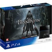 PlayStation 4 System Bloodborne Bundle Set (Jet Black) (Asia)