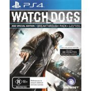 Watch Dogs (ANZ Special Edition) (Australia)