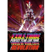 Exile Tribe Perfect Year Live Tour Tower Of Wish 2014 - The Revolution [Deluxe Edition] (Japan)