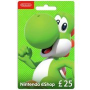 Nintendo eShop Card 25 GBP | UK Account  digital (UK)
