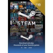Steam Gift Card (GBP 10 / for UK accounts only)  steam digital (UK)