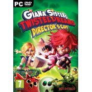 Giana Sisters: Twisted Dreams - Director's Cut (DVD-ROM) (Europe)