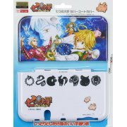 Nanatsu no Taizai Rubber Cover for New 3DS LL (Japan)