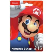 Nintendo eShop Card 15 GBP | UK Account  digital (UK)