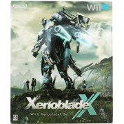 Wii U Xenoblade X Set (32GB Black) (Japan)