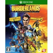 Borderlands [Double Deluxe Collection] (Japan)