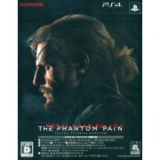 Metal Gear Solid V: The Phantom Pain [Special Edition] (Japan)