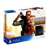 PlayStation 4 System Battlefield Hardline Bundle Set (Jet Black) (Asia)
