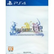 Final Fantasy X / X-2 HD Remaster (Chinese Sub) (Asia)