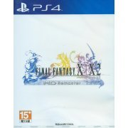 Final Fantasy X / X-2 HD Remaster (Japanese) (Asia)