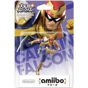 amiibo Super Smash Bros. Series Figure (Captain Falcon) (Re-run) (Japan)
