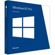 Microsoft Windows 8.1 Pro 32/64-bit, OEM (Region Free)
