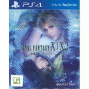Final Fantasy X / X-2 HD Remaster (English) (Asia)