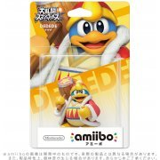 amiibo Super Smash Bros. Series Figure (Dedede) (Re-run) (Japan)