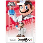 amiibo Super Smash Bros. Series Figure (Dr. Mario) (Re-run) (Japan)